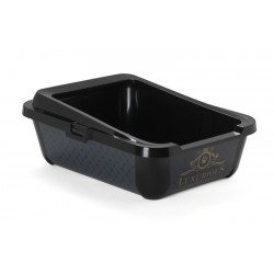 CAT PAN WITH REMOVABLE RIM