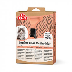 8IN1 PERFECT COAT DESHEDDING TOLL FOR CAT