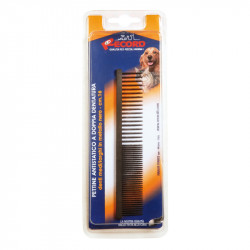 METAL ANTISTATIC COMBS WITH MEDIUM/LARGE