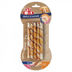 8IN1 TRIPLE FLAVOUR TWISTED STICK 70 G