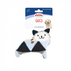 christmas-dog toy knitted cat DORA