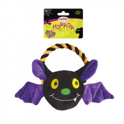 RECORD HORROR BAT WITH ROPE 20 CM