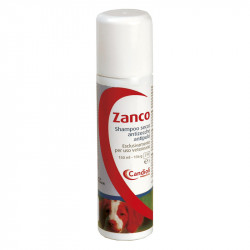 DRY SHAMPOO, ANTI-FLEA ANTI-STICK