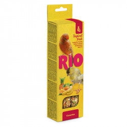 RIO 2 STICKS FOR CANARIES, FRUITS 80