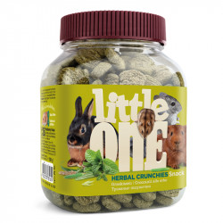 LITTLE ONE HERBAL CRUNCHIES 100 G