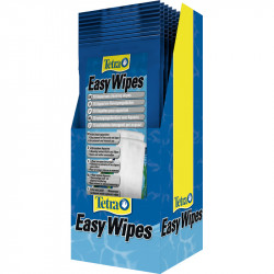 EASY WIPES 10 WIPES FOR GLASS