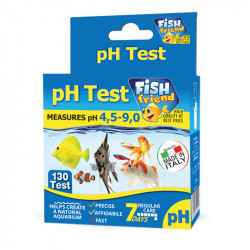 PH TEST FOR FRESH AND MARINE WATER