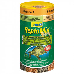 TETRA REPTOMIN MENU 250ML.