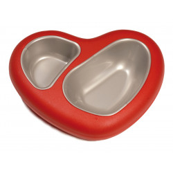 Mon-Amour Double pet bowl