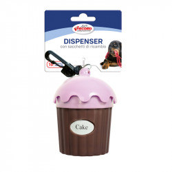 CAKE SANITARY BAGS DISPENSER - 1 REFILL