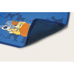 DISNEY LILLY&VAGABONDO-DOG CLOTH