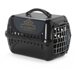 METAL DOOR PET CARRIER